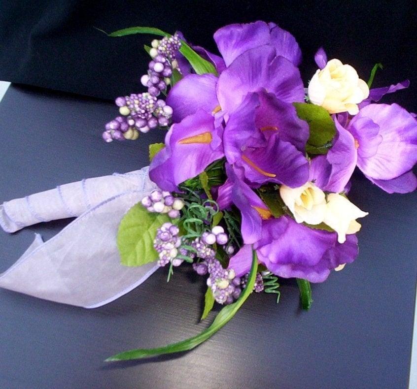 complete guide to purple wedding flowers purple flower - 846×790