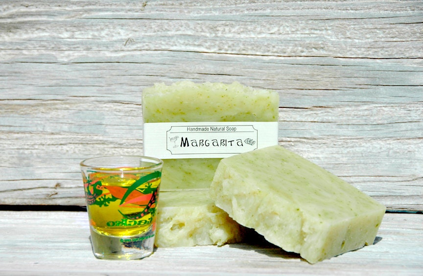 MARGARITA Handmade Natural Soap