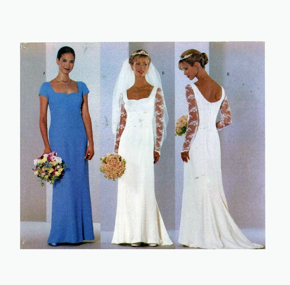 Sewing Patterns For Wedding Gowns: Best Profesional Wedding Planner