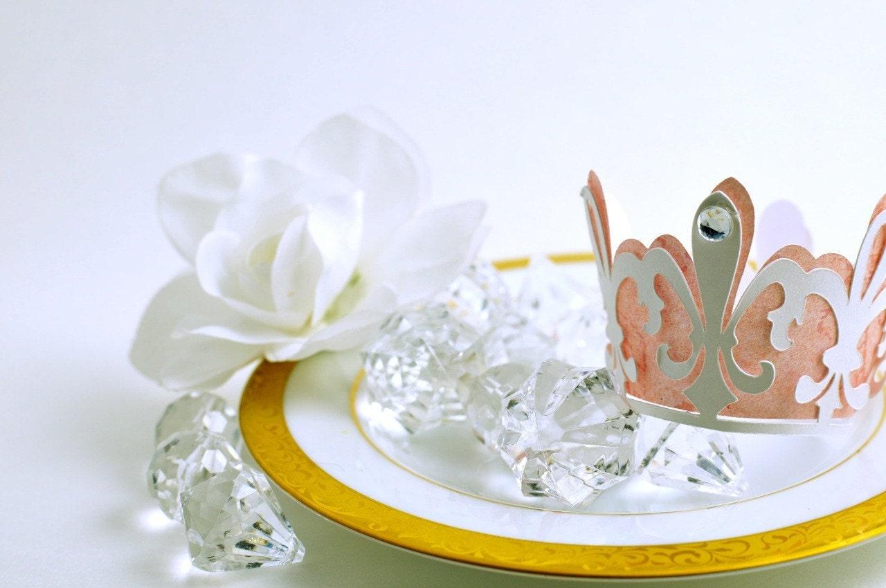Fleur de Lis - Cupcake Wrappers
