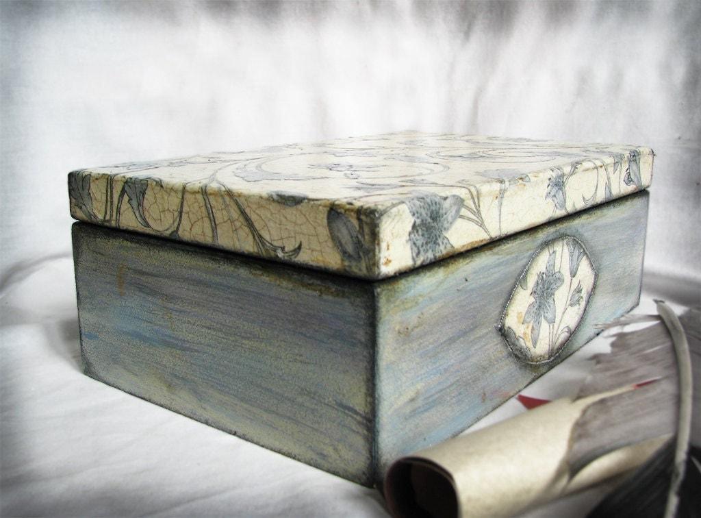 Декоративная коробка для хранения чая Фарфор, отправляя во всем мире