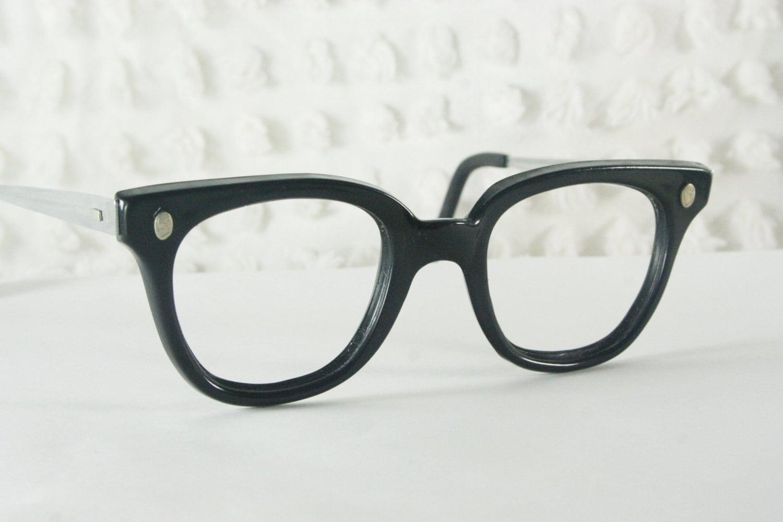 60s black glasses 1960 s mens eyeglasses g by diaeyewear