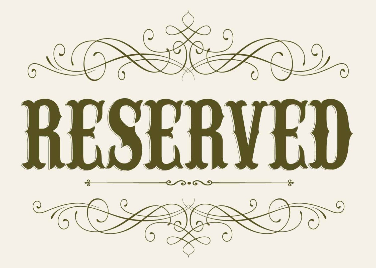 reserved seating signs template | www.microfinanceindia.org