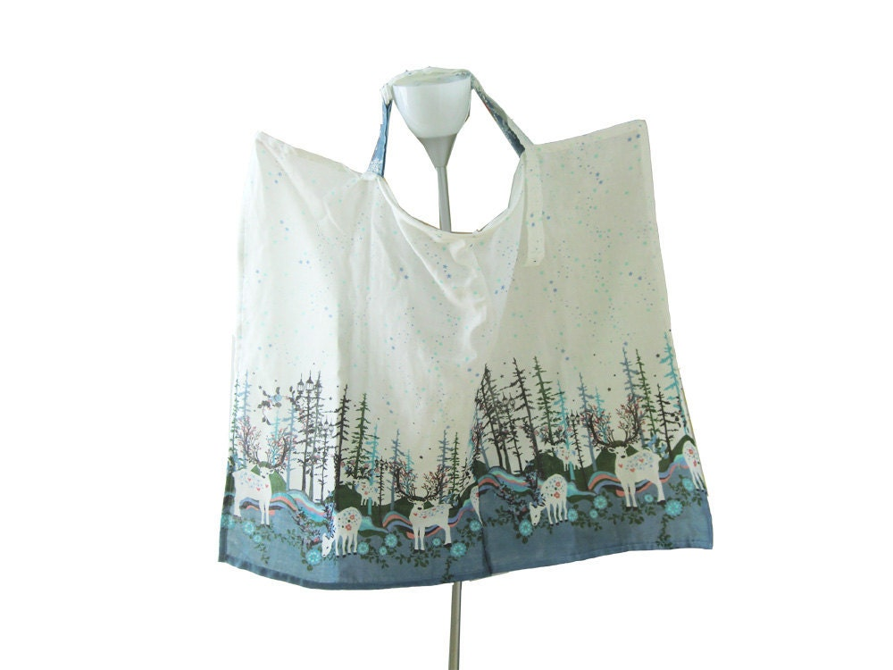 Summer nursing cover