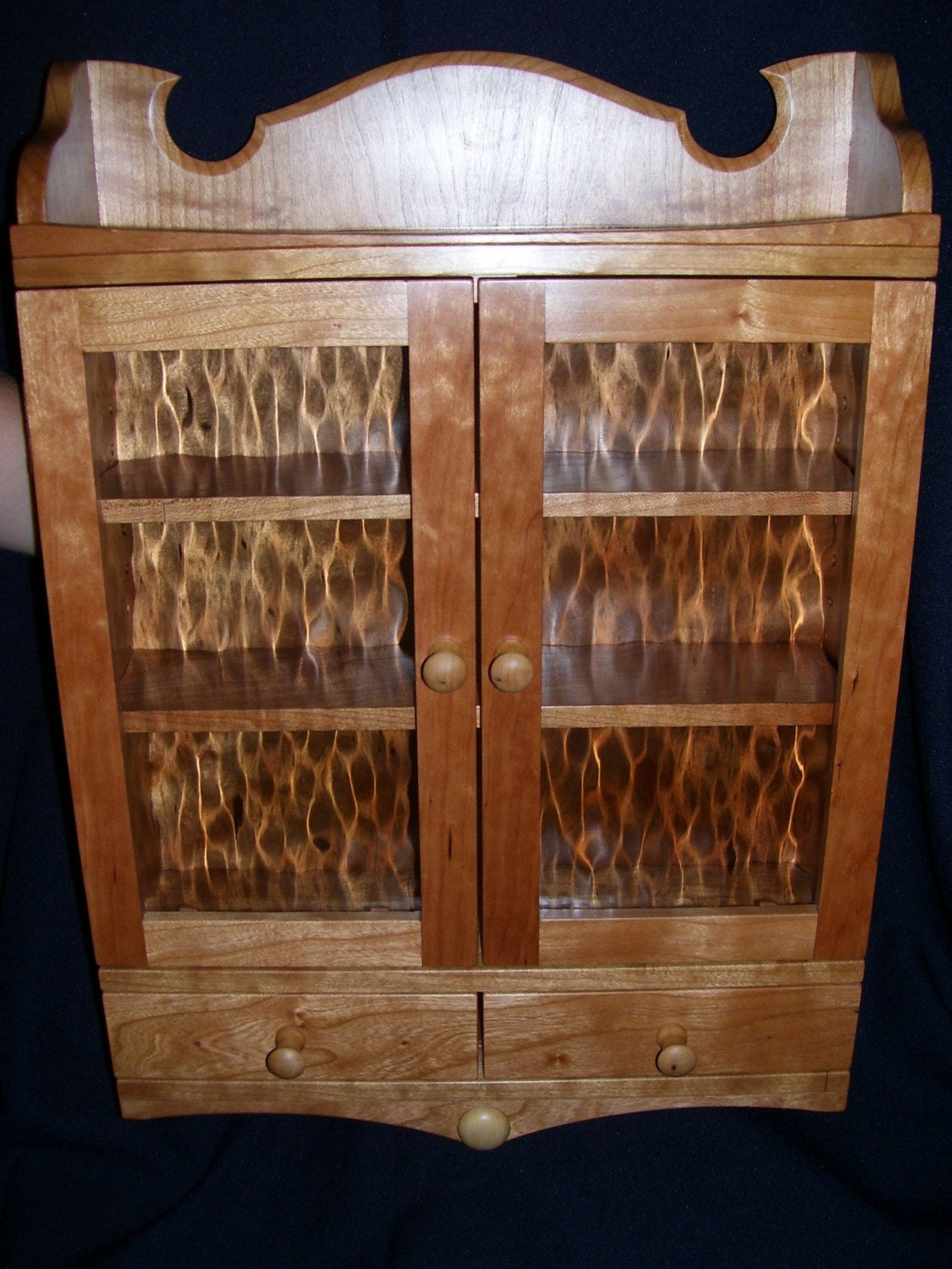 Etsy :: thingsinstuff :: Decorative Wall Cabinet from etsy.com