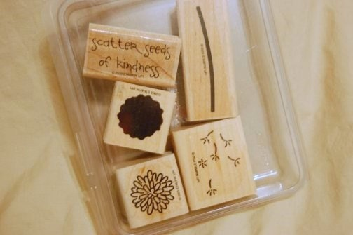 STAMP - Cute Dandelion Set