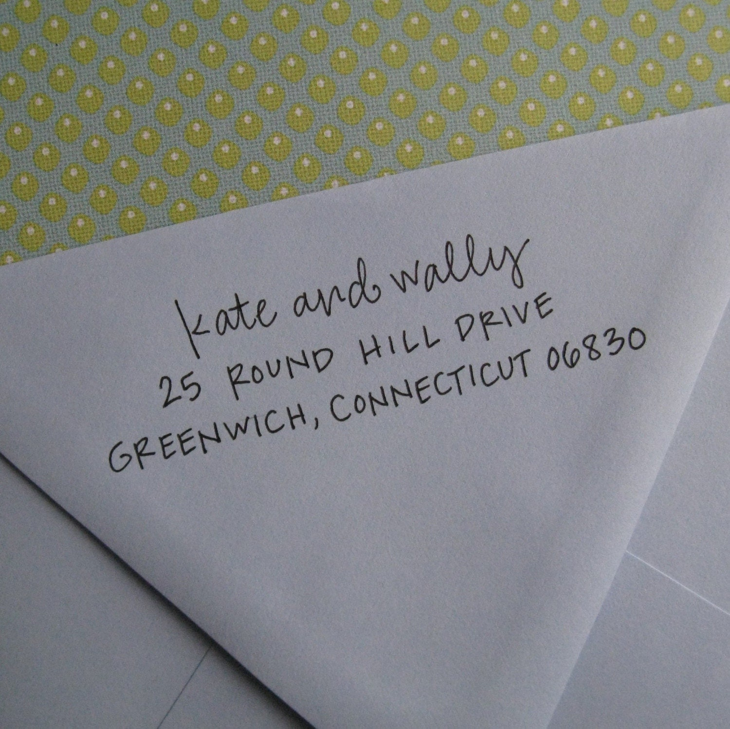 Wedding Perfect Address Stamp (Self-Inking)