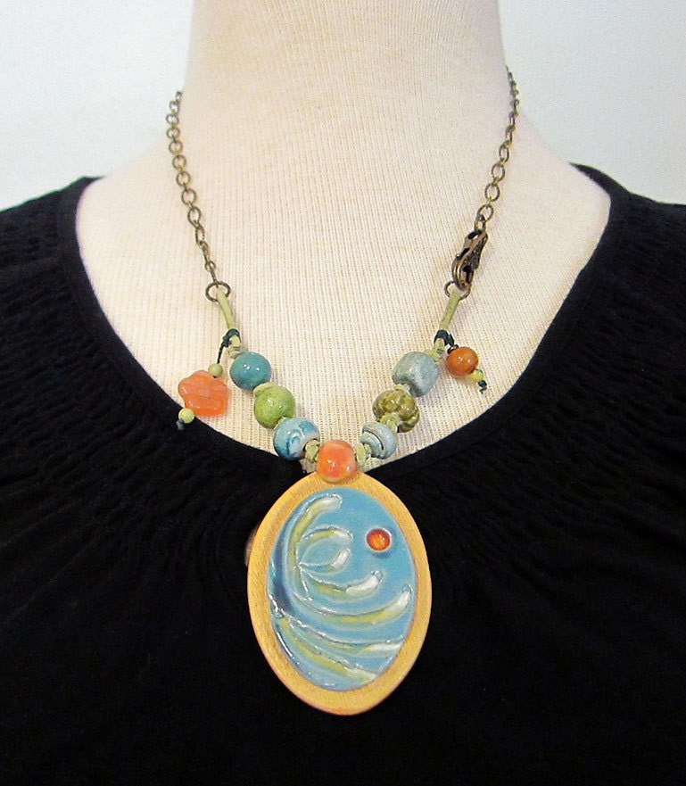 """High Tide"" Necklace"