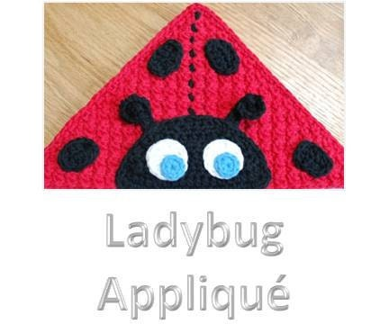CROCHET LADY BUG FREE PATTERN - Crochet Club