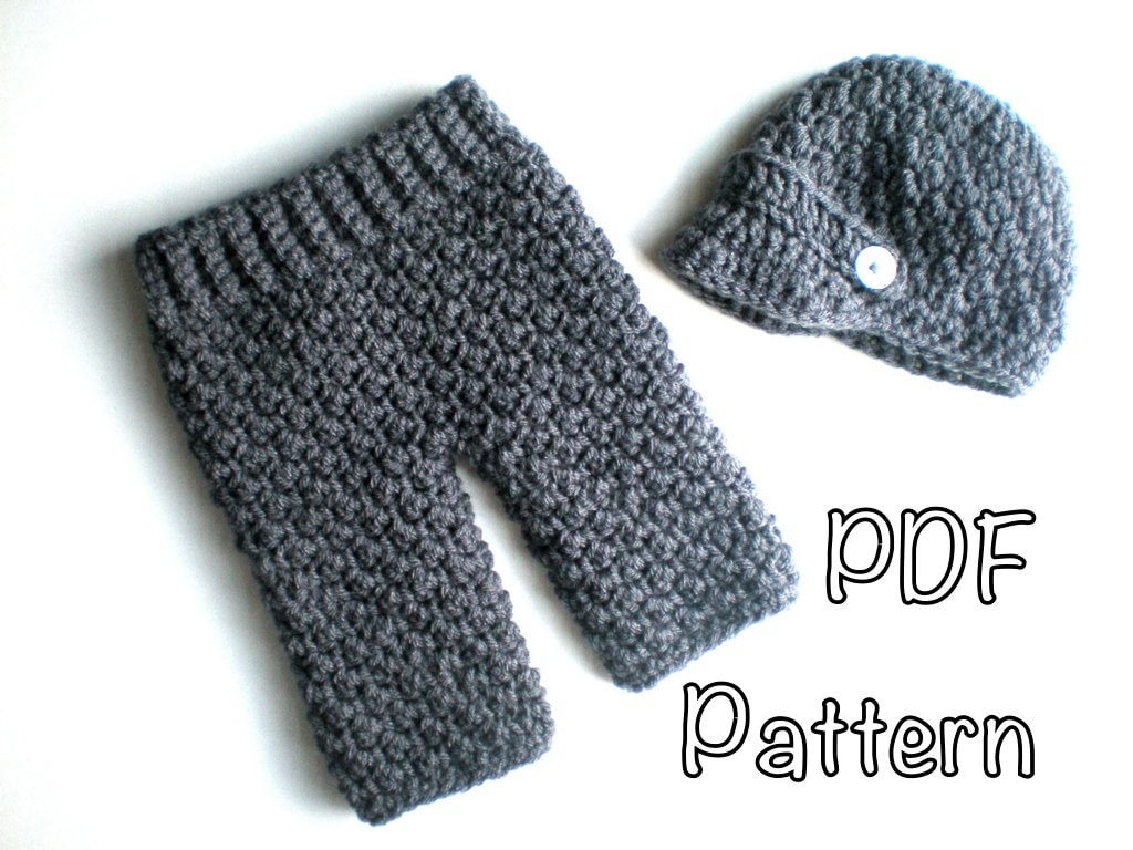 Crochet Patterns For Baby Boy Outfits : Gallery Crochet Baby Shorts Pattern