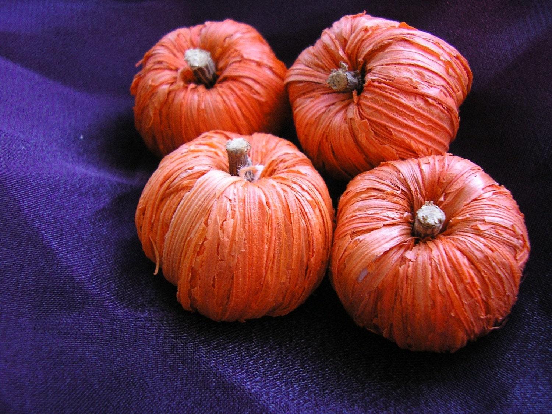 Jenny's Minis, Miniature Pumpkins for Fall Decor