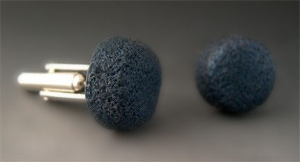 Midnight Blue Cuff Links