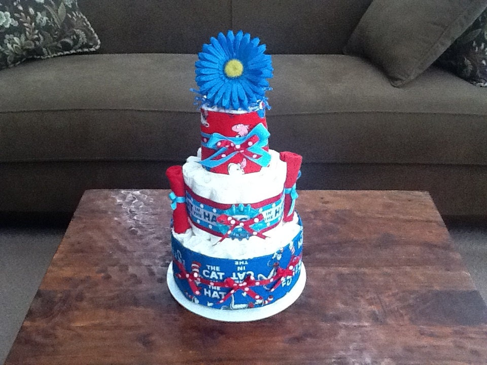 Dr Seuss Baby Shower Cakes Lookup Beforebuying