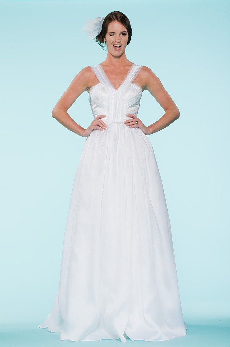 Chalmers Street Gown, $3,215.00