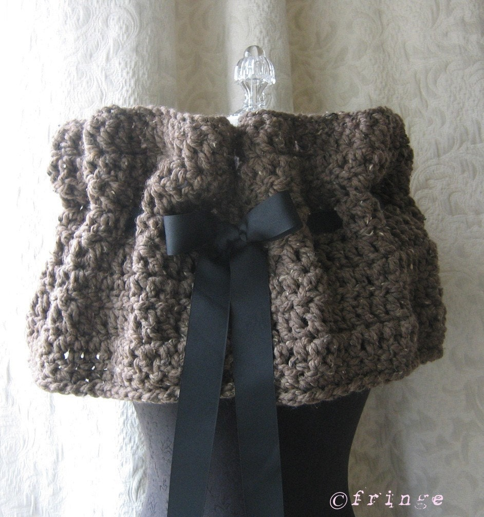 knitted patterns for capelets