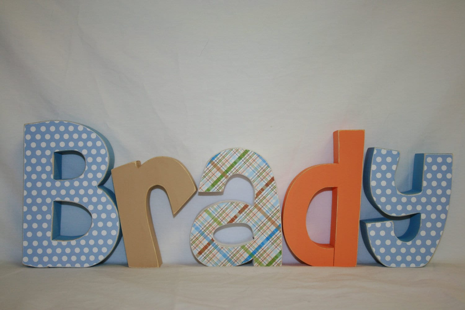 boy baby shower personalized wood letters baby shower decor childs