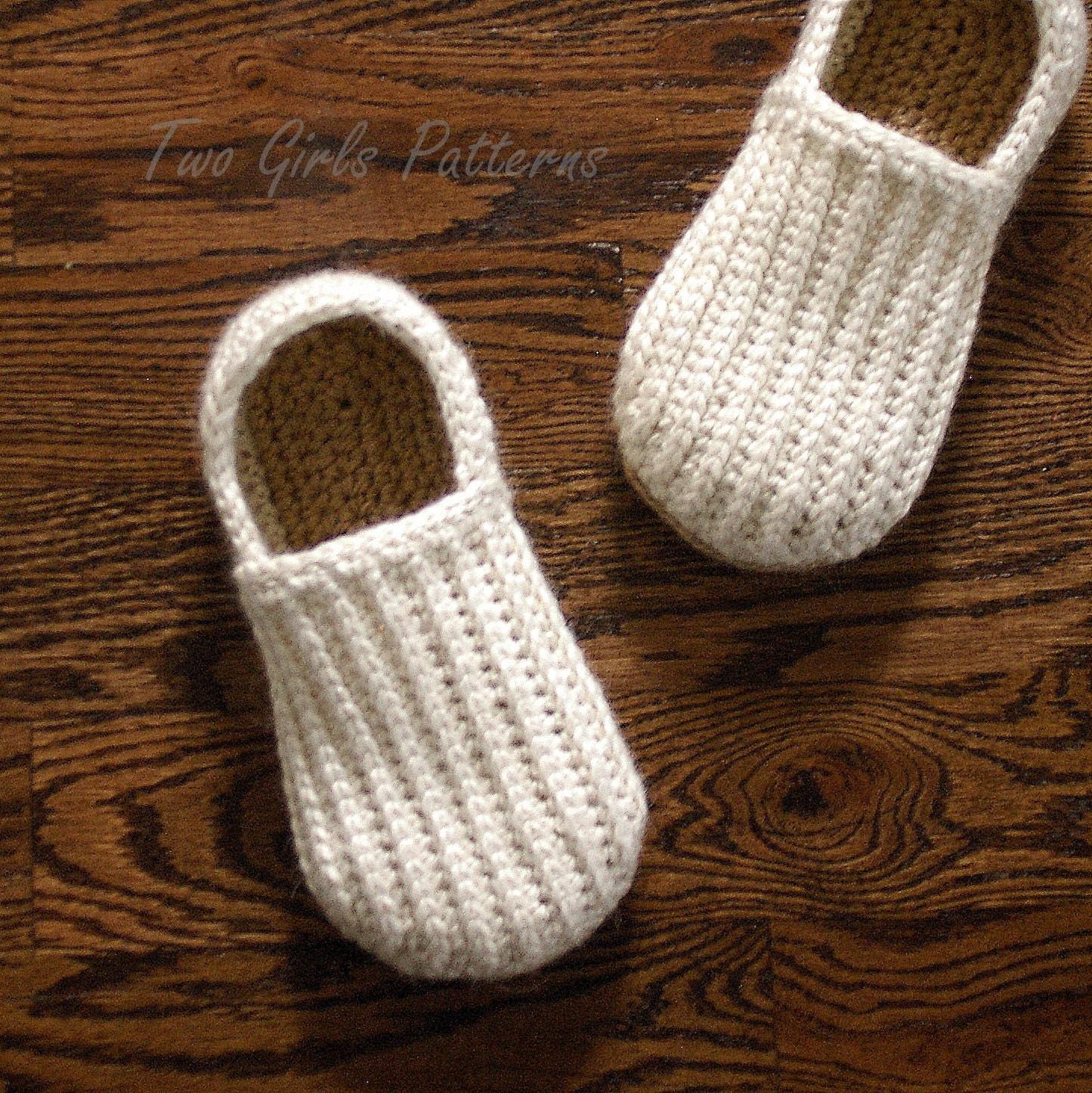Crochet Patterns For Men Slippers Crochet Slipper Pattern