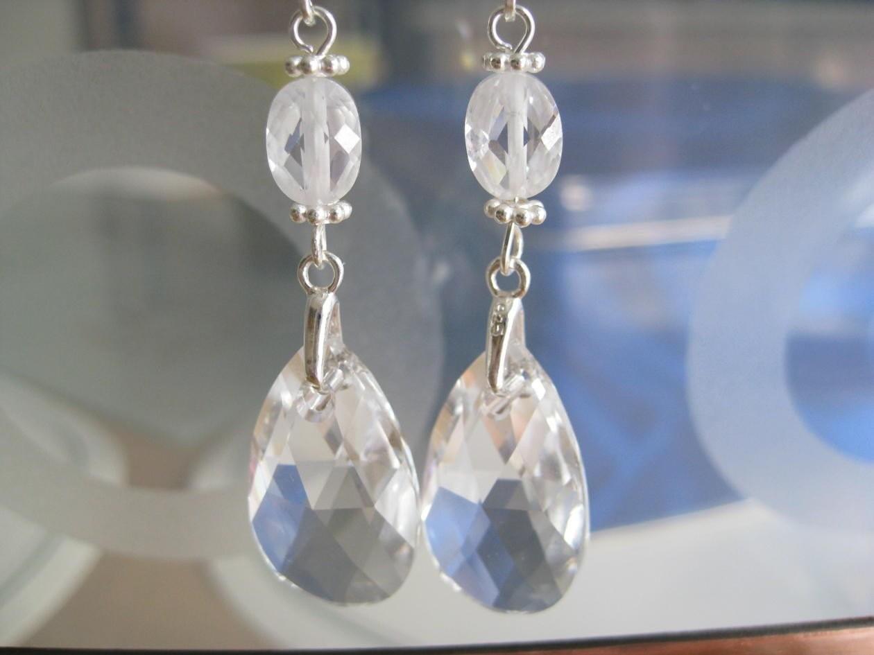 Bridal Earrings - RESERVE