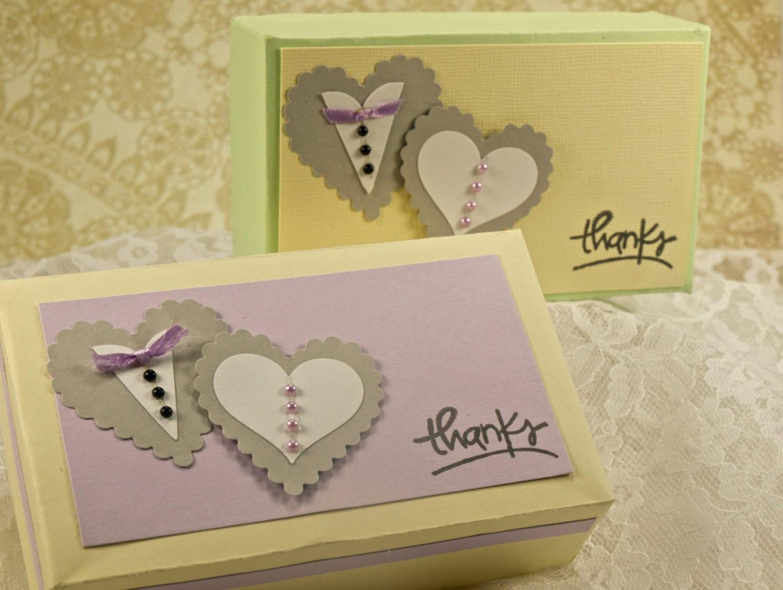Kundenspezifische Hochzeits-Bevorzugungen, Mini Treat Boxen, Gastgeschenke, Personalisierte Geschenkboxen, von 10 Stellen
