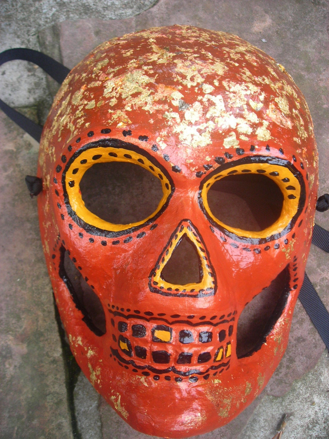 Day of the Dead/Skull Mask