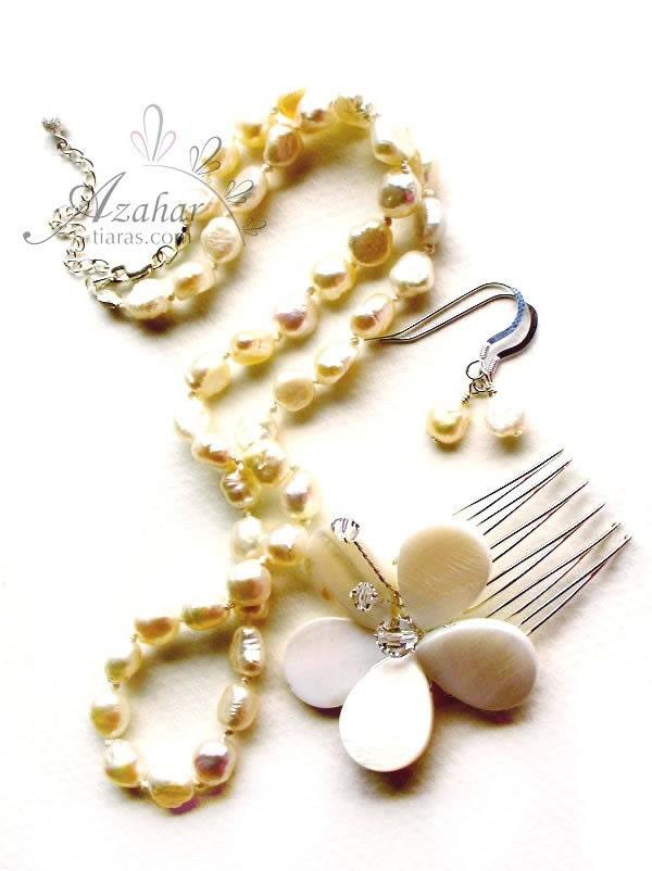 The Beach Bride Jewelry Set
