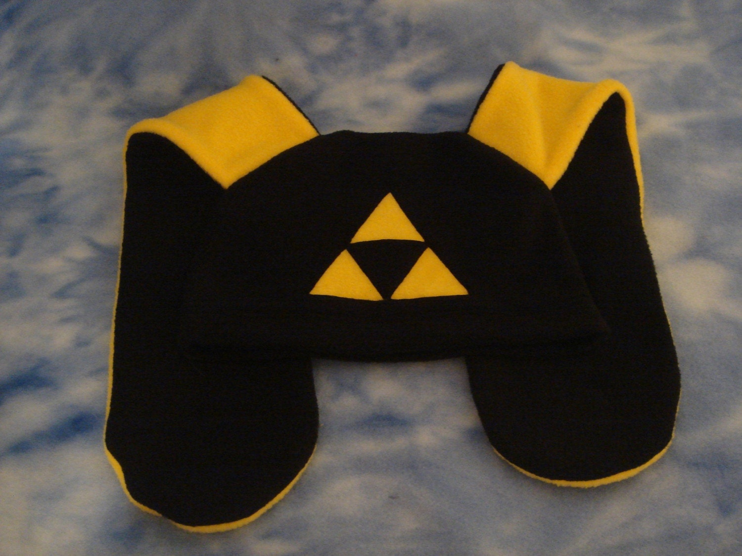 Telling you its a tattoo from the triforce the earthbound tattoo Only a