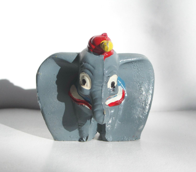 Vintage Dumbo Gumball Vending Machi ne Prize