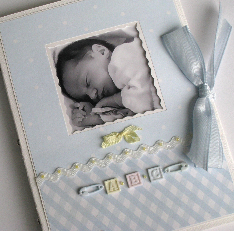 Photo Keepsake  - ABC Baby