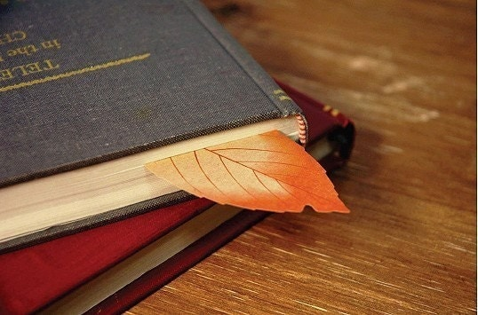 The Leaf Fall Post-It (40sheet)