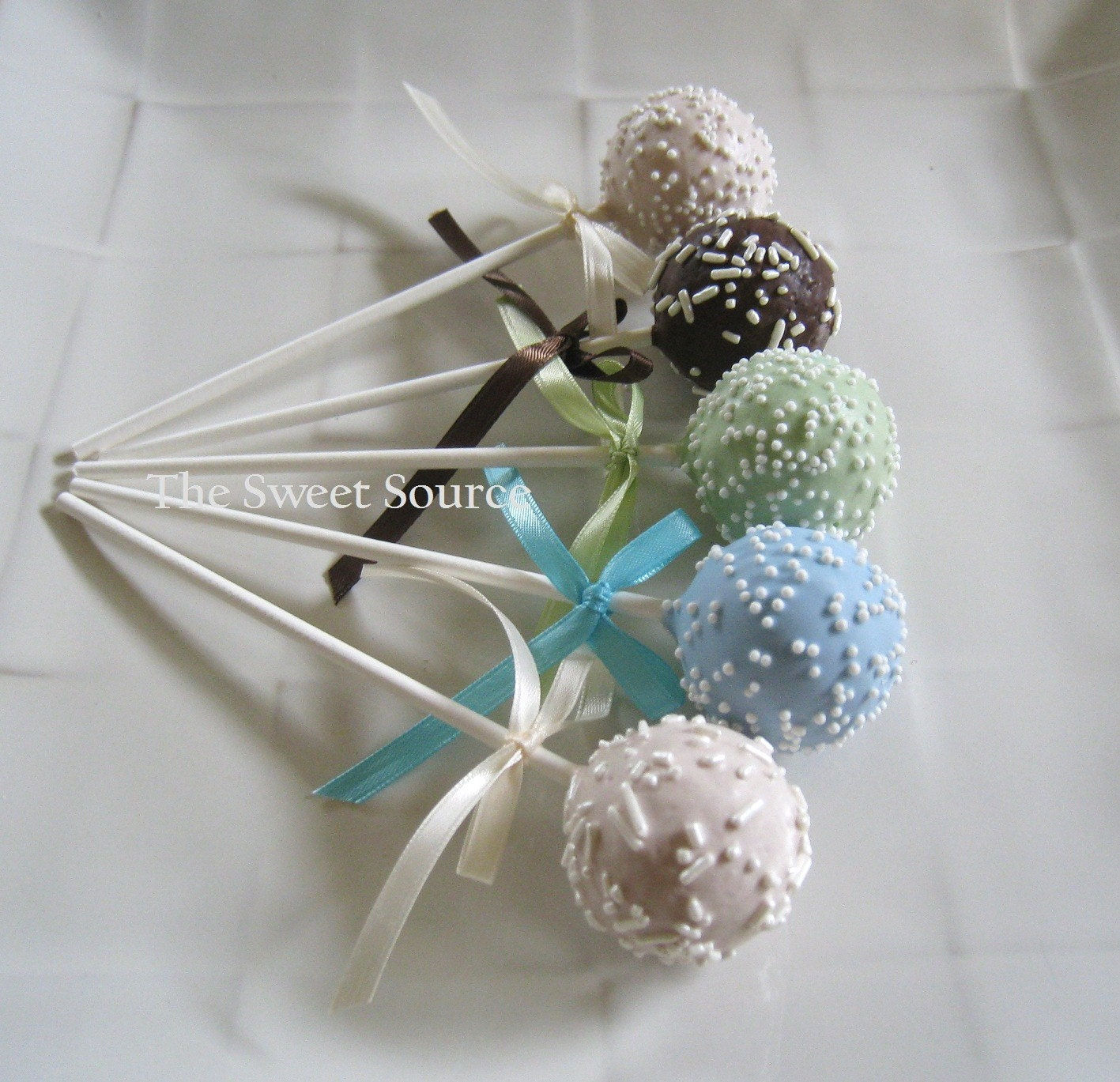 cake pops baby boy shower cake pops made to by thesweetsource