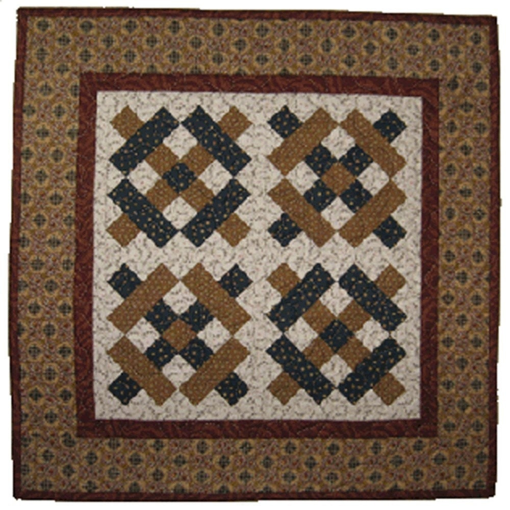 Items similar to Xs and Os 20x20 Quilt Pattern on Etsy