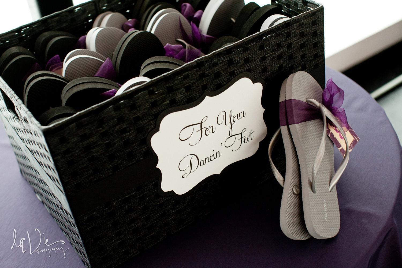 reich verzierte hochzeit zeichen f r ihre flip flop korb. Black Bedroom Furniture Sets. Home Design Ideas