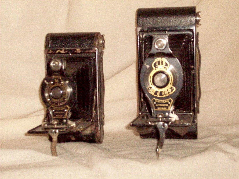 Vintage Kodac  Cameras
