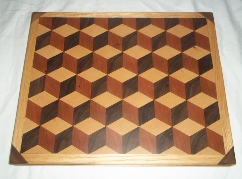 Block Board Usage ~ Items similar to custom handmade d tumbling block large