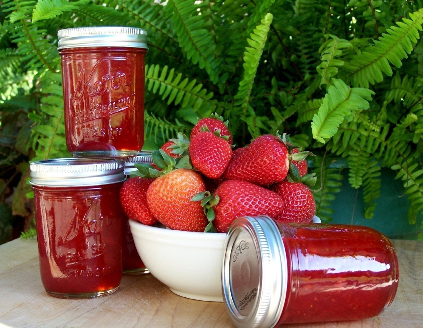 NEW Strawberry Pineapple Jam- 8 oz jar
