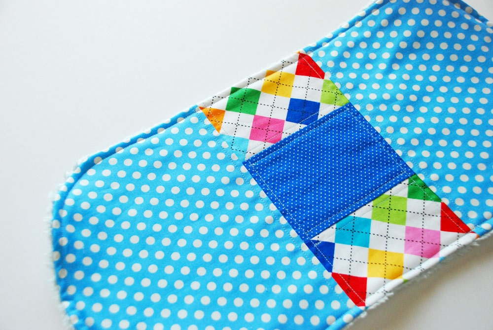 Burp Cloth Sewing Pattern