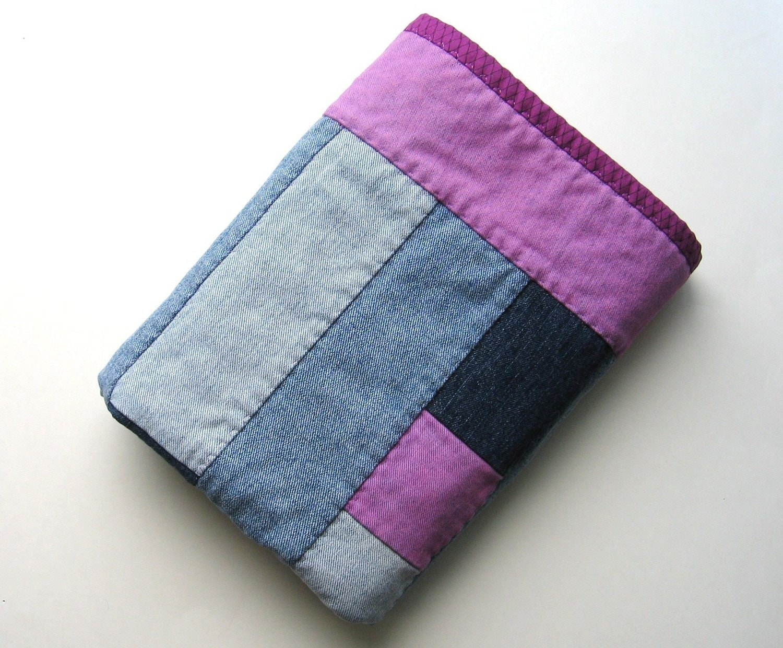 BlueJeanBaby Cuddle Quilt, Violet