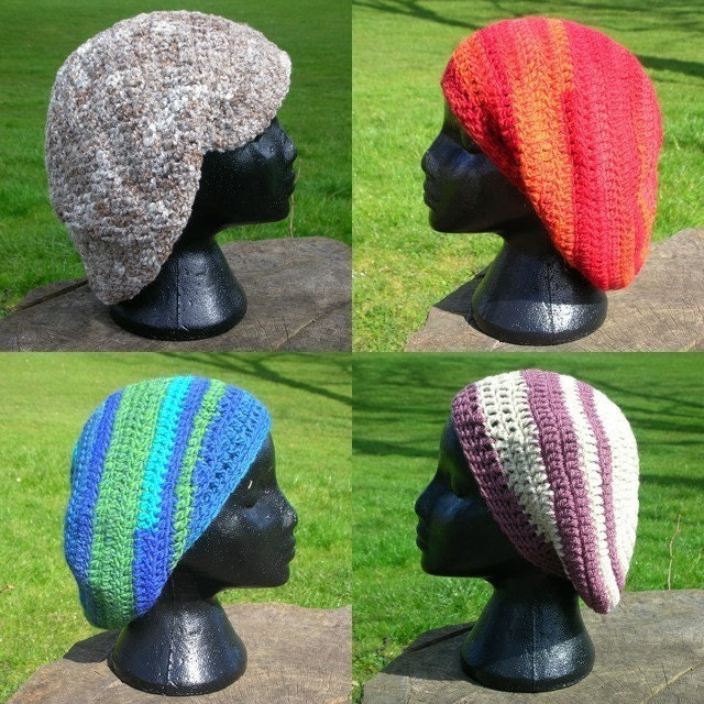Knitting Pattern For Rasta Hat : CROCHET RASTA CAP PATTERN FREE CROCHET PATTERNS