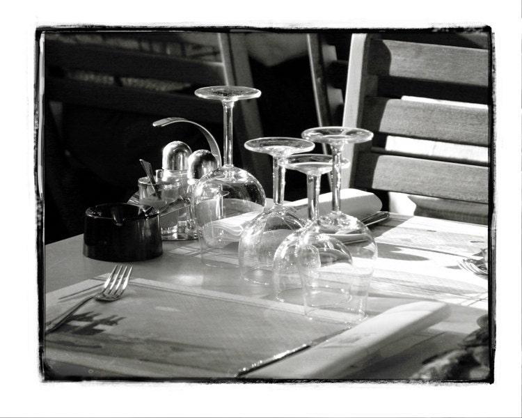 Таблица А Монмартр - Черно-белый Париж - нуар и др. блан - Paris Photo - художественной фотографией - Париж Декор - Париж Фото