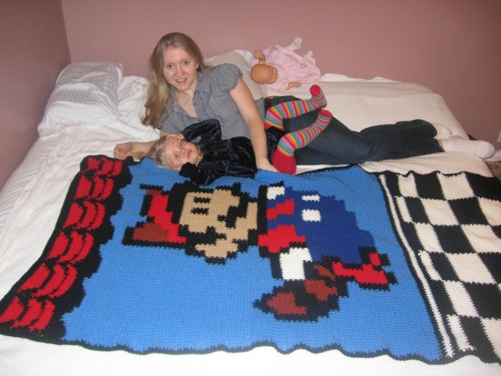 How long does it take to crochet a queen or king size afghan?
