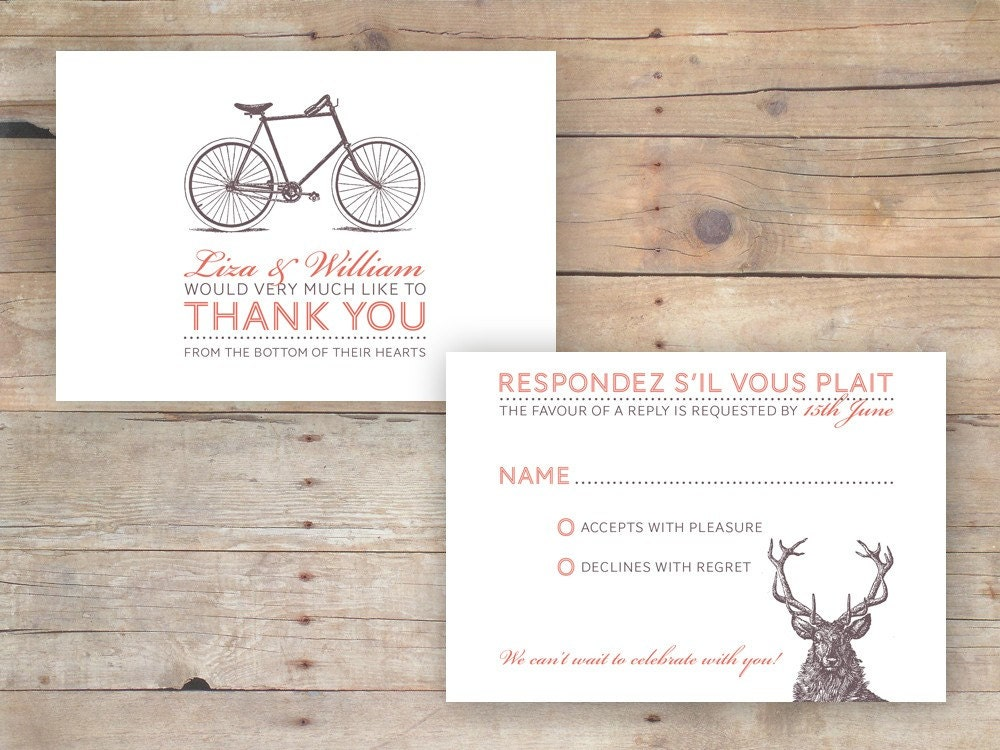 Liza - Printable Invitation