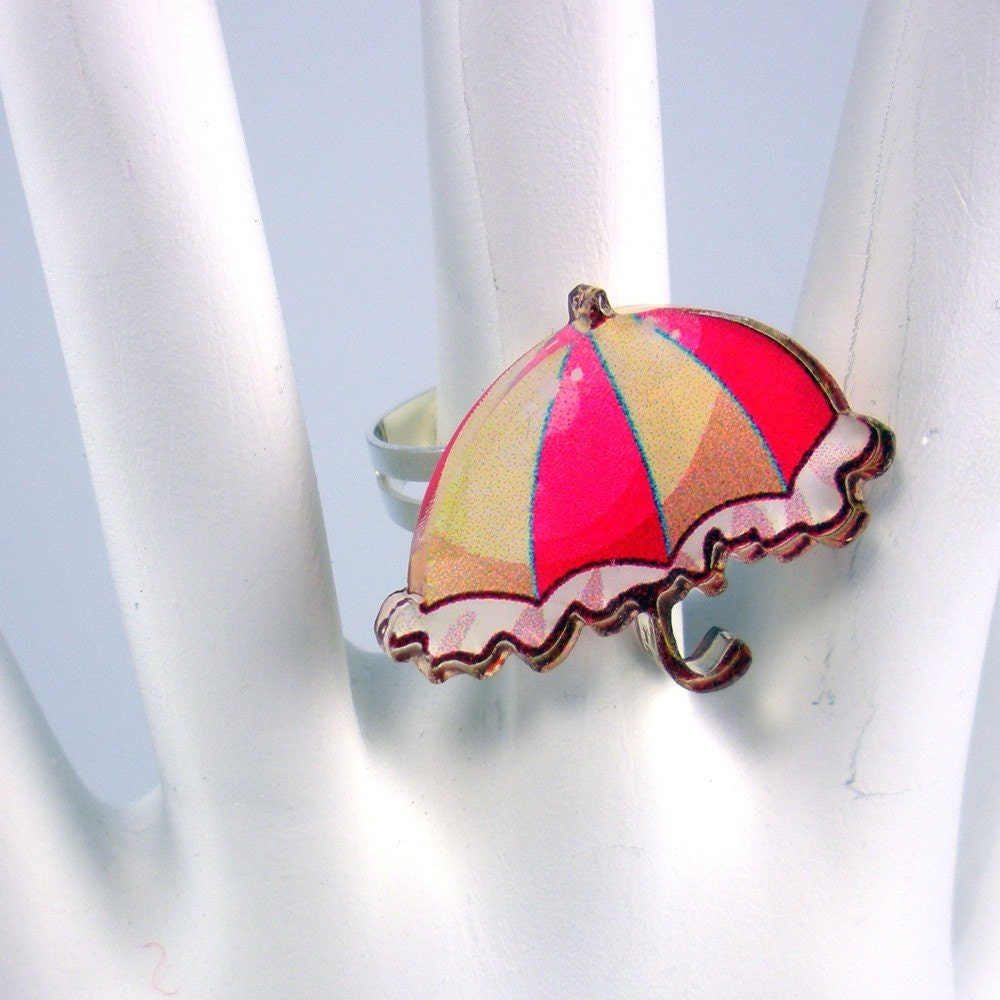 NEW Umbrella Ring