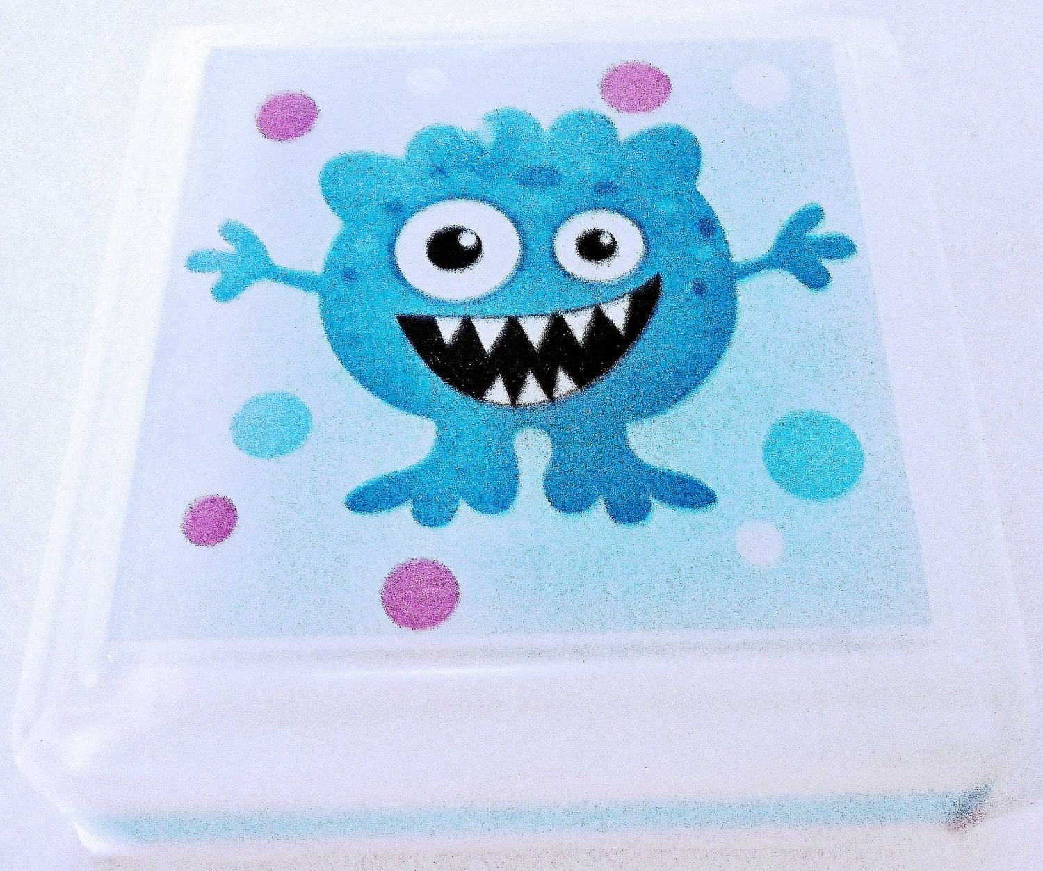 Grr Argh Monster Handmade Kids' Soap