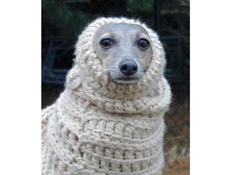 Knit Snood Patterns - JWJeffery.com