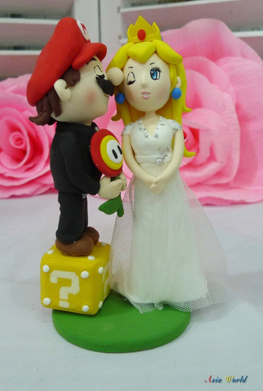 Dinsey Cake Topper Site Etsy