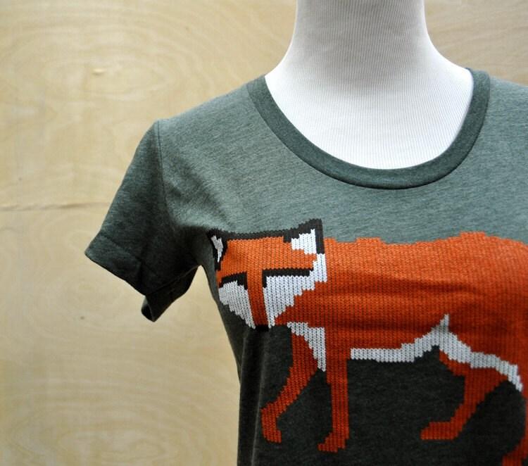 The Knit Fox Womens