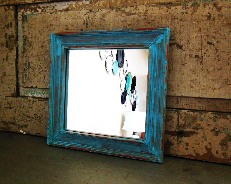 A frame mirror