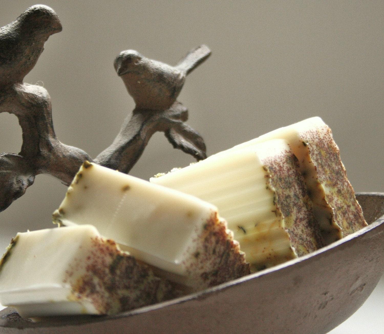 The Zucchina Shea butter Soap Bar (Vegan Friendly)