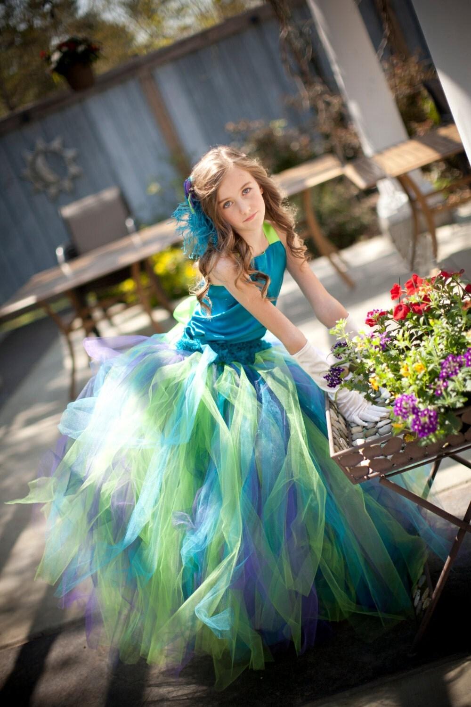 Фото платьев на выпускной для 4 класса