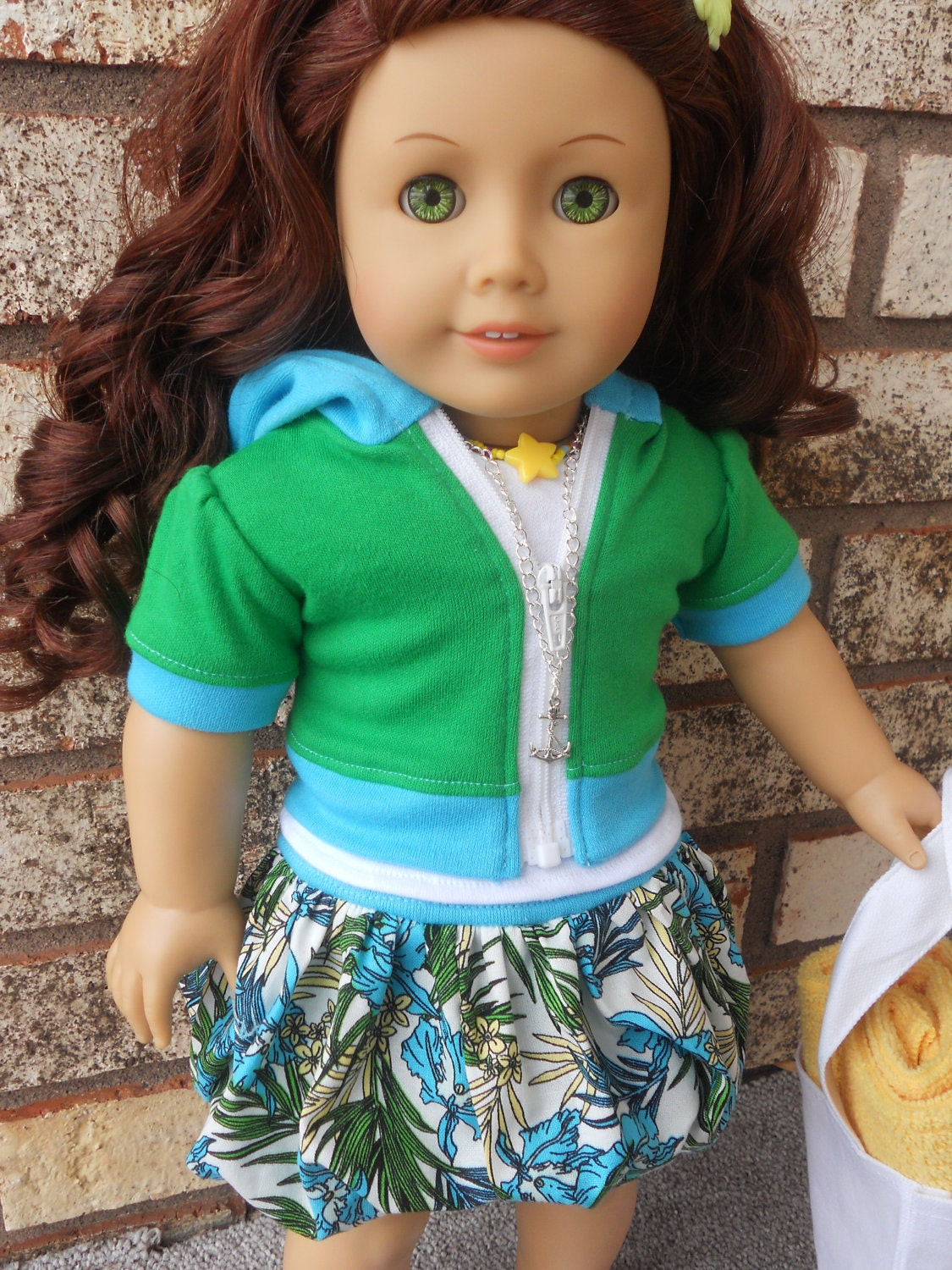 Beach Beauty for American Girl Dolls